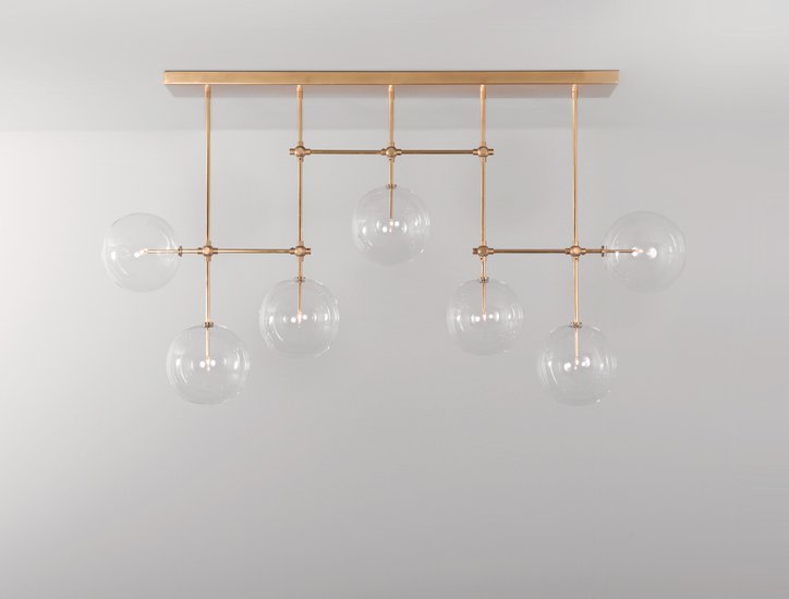 Brass soap b7 chandelier lg schwung home treniq 1 1545131909576