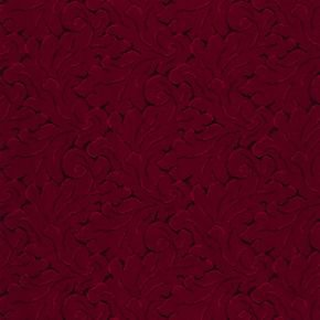 Royal Clovelly Symphony Tapestry Red