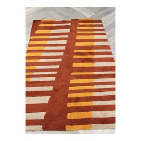 RIM-ST-057: Hand Knotted Rug