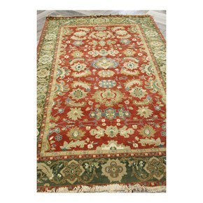 RIM-ST-065: Hand Knotted Rug