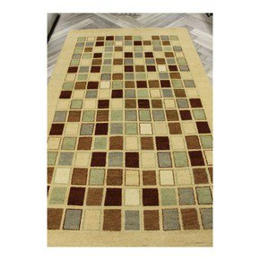 RIM-ST-113: Hand Knotted Rug