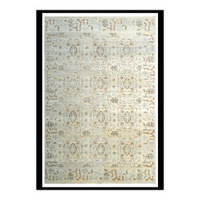 RIMO-HR-51: Hand Knotted Rug