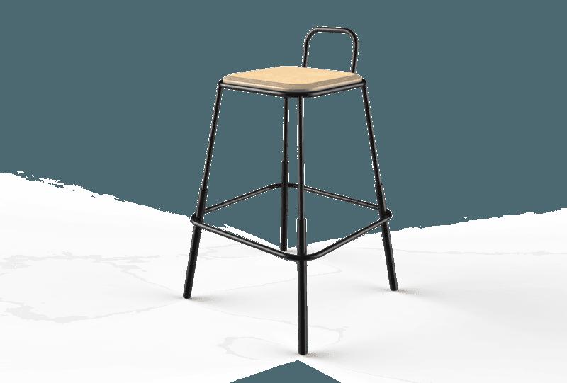 Morf stool tall junction fifteen treniq 1 1546965041159