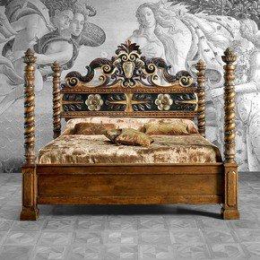 Letto Art 655 Bed - Giovanni Visentin - Treniq