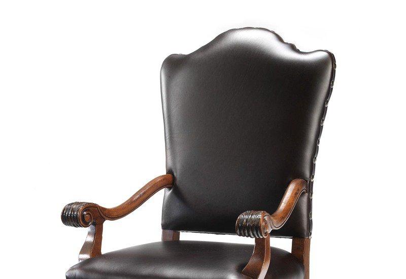 Poltrona 91a armchair  giovanni visentin treniq 2