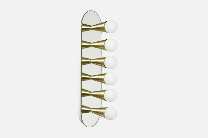 Echo 6 sconce souda brass 2