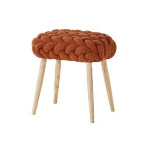 Knitted Stool 1