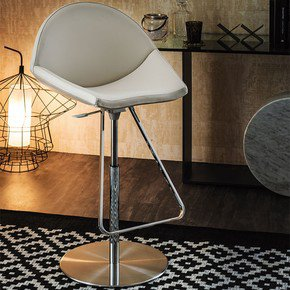 Kiss Stool Grey