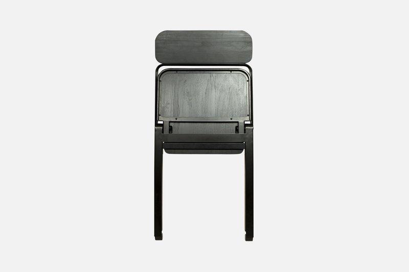 Profile chair souda knauf brown 17