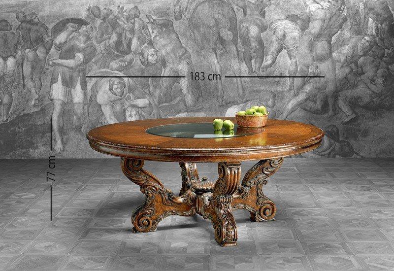 Tavolo 821 center table giovanni visentin treniq 6