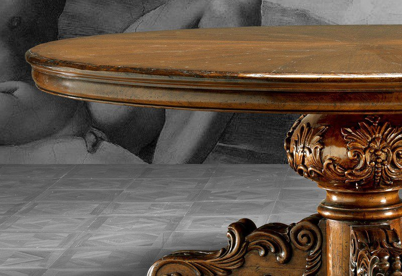 Tavolo 824 center table giovanni visentin treniq 2