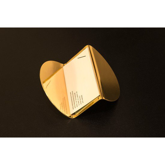 Wave business card holder ninacho souda 02