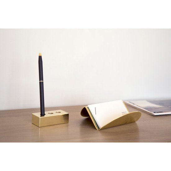 Wave business card holder ninacho souda 03