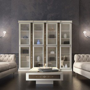 Base Bookcase - Vismara Design - Treniq