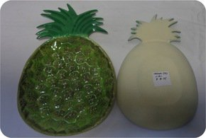 Pineapple Large Dish Plate
