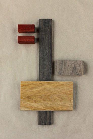 White oak   dark walnut wood elena veronese treniq 1 1548241831258