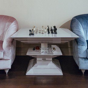 Chess Square Tables - Vismara Design - Treniq