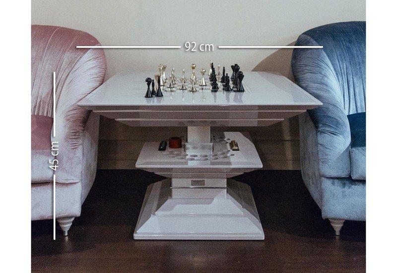 Chess square table vismara design treniq 5