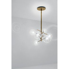 Gallotti & Radice Bolle Ceiling Light By Gallotti-radice