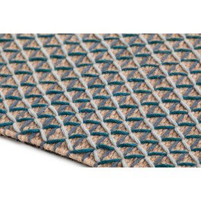 Hand Knotted Rug By Gan