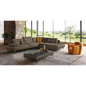 Saks L Shape Sofa By Gamma