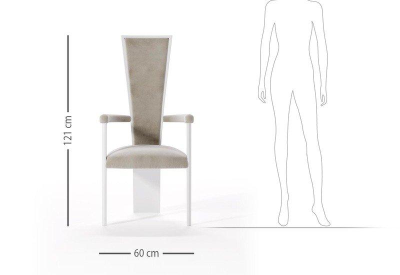 High armchair vismara design treniq 9