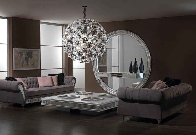 Stargate art deco mirror vismara design treniq 1