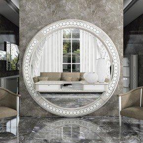 Stargate Erable Rings Mirror - Vismara Design - Treniq