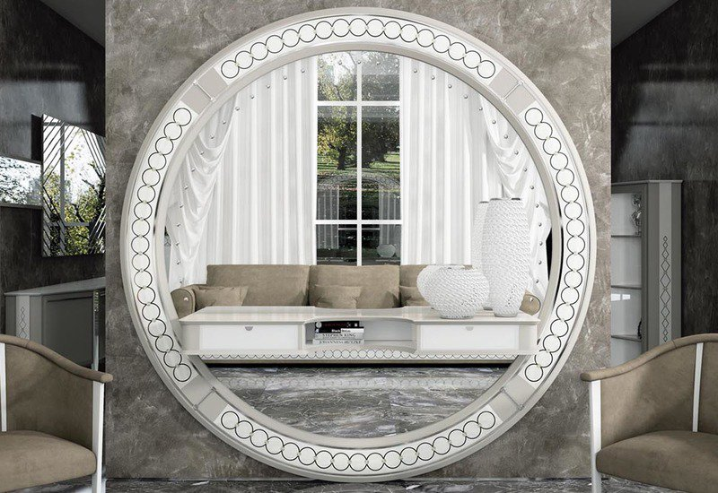 Stargate erable rings mirror vismara design treniq 2