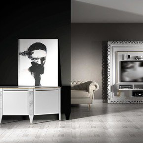 Three Blunt Sideboard II - Vismara Design - Treniq