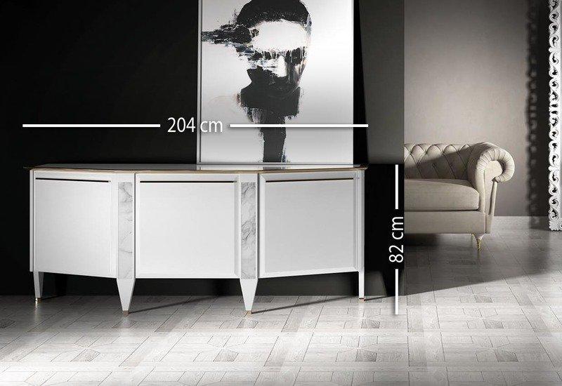 Three blunt sideboard ii vismara design treniq 3