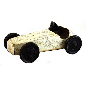 Handcrafted Race Car