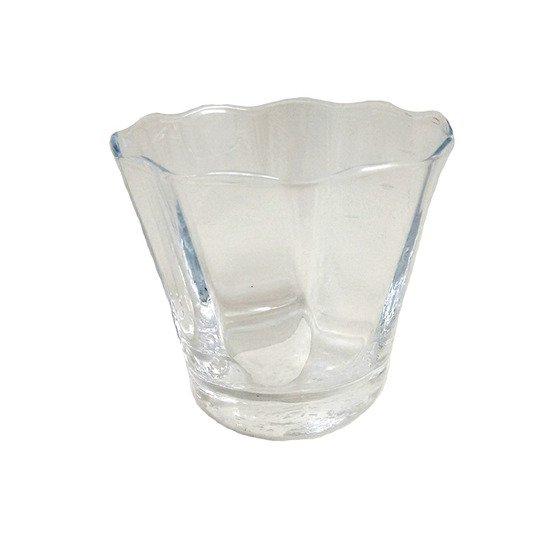 Porta vela de vidro ad8991