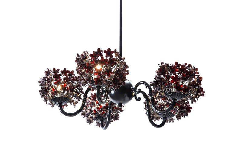 Basket pendant lamp aya and john treniq 1
