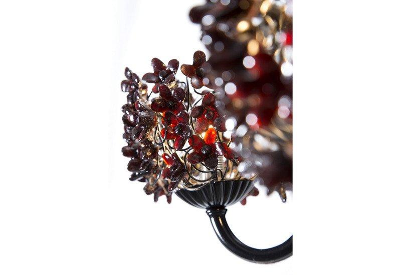 Basket pendant lamp aya and john treniq 4
