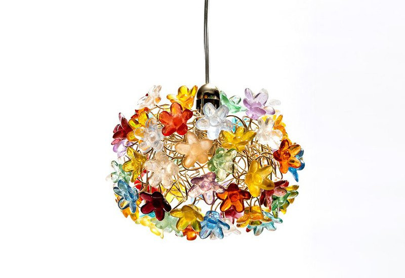 Blossom pendant lamp aya and john treniq 1