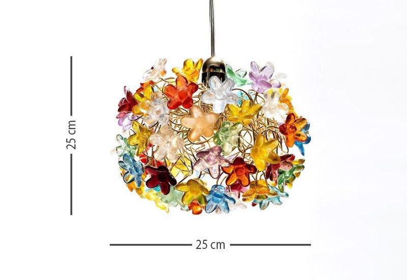 Blossom pendant lamp aya and john treniq 5