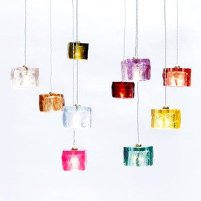 Cubes Pendant Lamp - Aya and John - Treniq