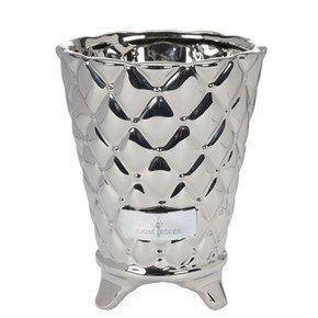 Precious Silver Vase