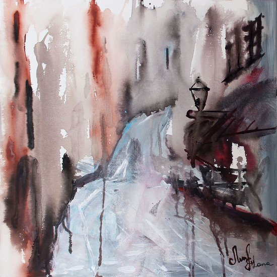 Old town painting lanagraphic treniq 3 1549625246482
