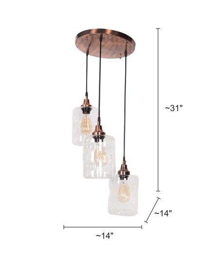 Copper cylinderspot 8 hl3 4