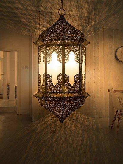 Moroccan antqglass l hl1 12