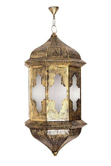 Moroccan antqglass l hl1 6