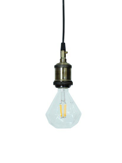 Filament diamond led e27 3