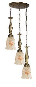 Tilak Set Of 3 Hanging Lights