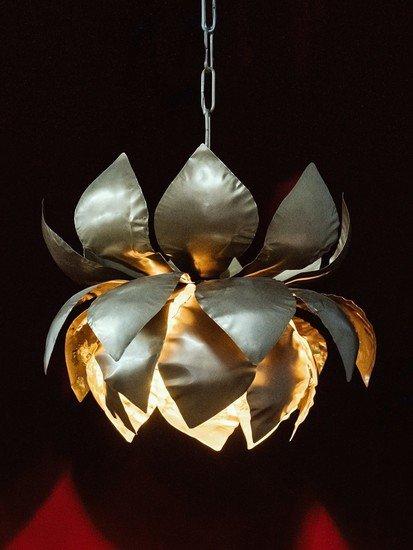 Lotus dullgoldflakes hl1 1