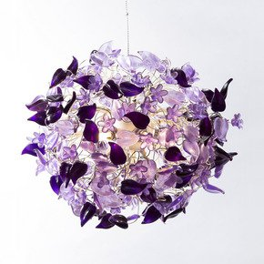 Purple Haze Pendant Lamp - Aya and John - Treniq