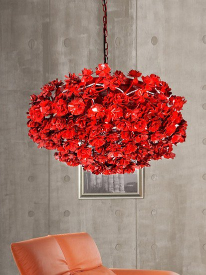 Flowerbunch red hl1 16