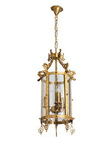 Imperial 3 Light Foyer Pendant Light