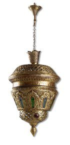 Pakeeza Moroccan Hanging Pendant Light